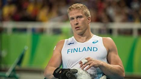 Leo-Pekka Tähti aloitti kisakauden vahvasti.