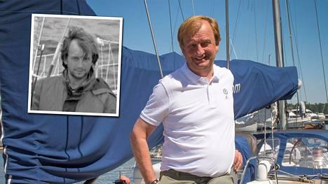 15 kiloa laihtunut Harry Harkimo saapui yksinpurjehdukselta Helsinkiin 30 vuotta sitten. Lauantaina Harkimo rantautuu samalla veneellä Helsingin Etelä-Satamaan.