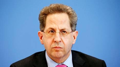 Hans-Georg Maassen on Saksan tiedustelupalvelun johtaja.