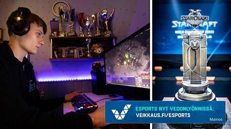 20-vuotias Joona Sotala on StarCraftin uusi maailmanmestari.