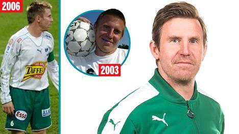 Daniel Norrmén on viihtynyt Ahvenanmaalla jo pitkään.