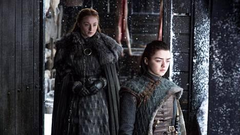 Kuvituskuva Game of Thrones -sarjasta. Kuva ei liity kohtaukseen.