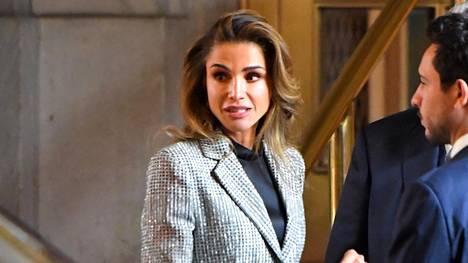 Kuningatar Rania.