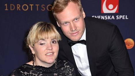 Anna Holmlund ja Victor Öhling Norberg eivät ole enää yhdessä.
