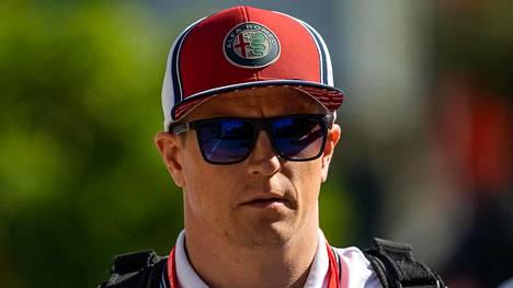 Kimi Räikkönen ei enää pidä Monacon katuradasta.