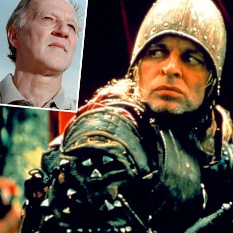 Saksalaisohjaaja Werner Herzog ja hänen viidessä elokuvassaan näytellyt Klaus Kinski ottivat yhteen usein ja raivokkaasti.