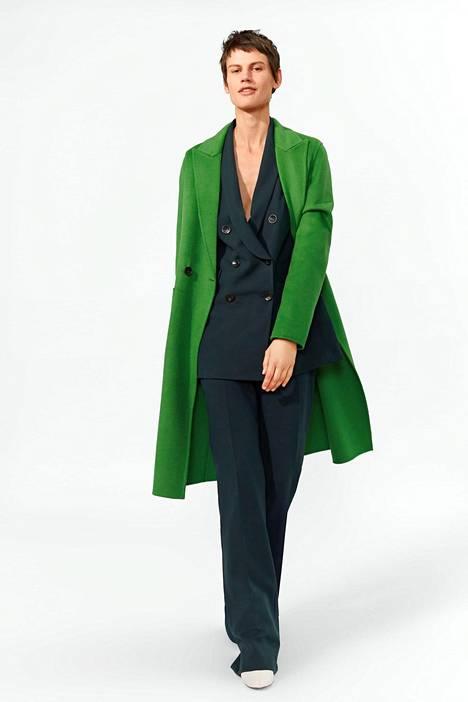 Takki 129 €, Zara.