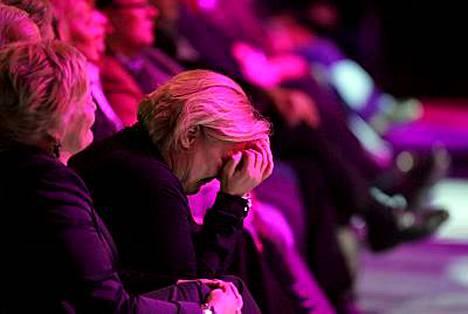 Paula Nummela iloitsi Kirkan muistokonsertin lämpimästä tunnelmasta.