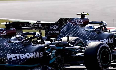 Mercedes-kuljettajien jäsentenvälisestä kilvasta odotetaan jälleen tiukkaa.