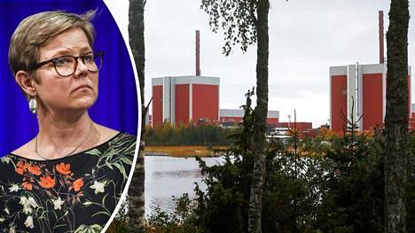 Ympäristö- ja ilmastoministeri Krista Mikkosen (vihr) mukaan kokoomuslaiset ovat antaneet virheellisen kuvan hänen lausunnoistaan.