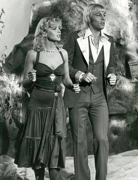 Danny vei musiikkiviihteen myös televisioon. Vuoden 1978 Armi ja Danny laser-ajassa oli ensimmäinen suomalainen televisio-ohjelma, jossa käytettiin laseria.