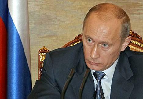 Onko Putin vepsäläinen?