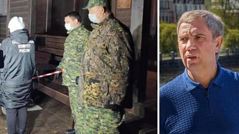Aleksandr Petrovin murhatutkinnasta on julkaistu kuvia.