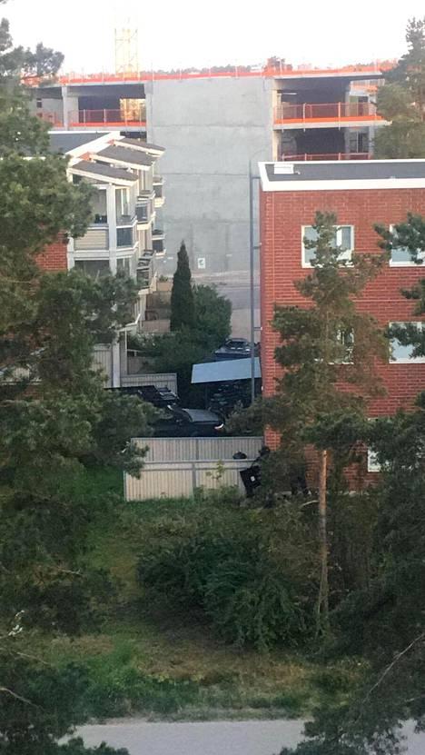 Poliisin Panssariauto