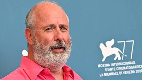 Roger Michell kuvattuna Venetsian elokuvafestivaaleilla syyskuun alussa.