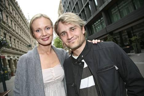 Vuonna 2008 Lenni-Kallella ja Marialla oli jo kaksi lasta.