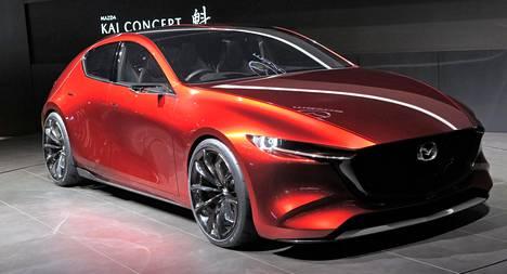 Mazda Kai Concept noudattaa yhtiön Kodo-muotokieltä ja ennustaa myös uuden Mazda3:n tuloa, joka tapahtunee jo ensi vuonna. Autossa on uusi perusrakenne ja Skyactiv-X-moottori.
