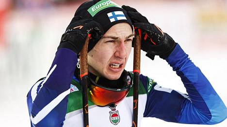 Ilkka Herola nousi hiihto-osuudella viisi sijaa.
