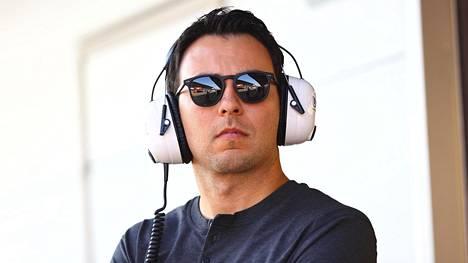 Racing Pointin meksikolaiskuljettaja Sergio Perez on sivussa tositoimista koronaviruksen vuoksi.