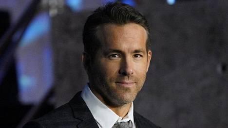 Ryan Reynolds vuonna 2019.