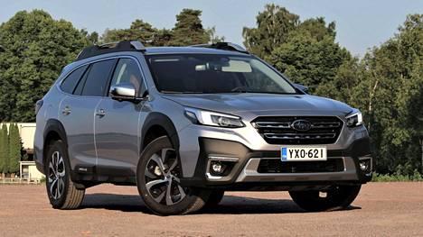 Subaru Outbackilla on maine luotettavana autona. Ei ole syytä epäillä, etteikö uudistunut malli jatkaisi samalla polulla.
