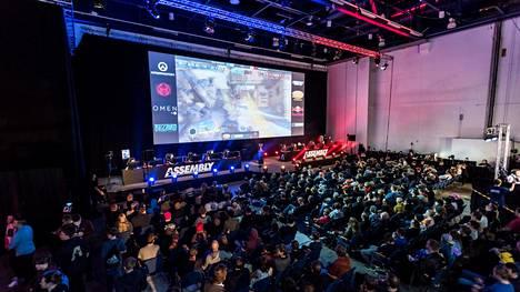 Assembly on Suomen suurin verkkopelitapahtuma, jossa pelataan myös suurimmat kilpapeliturnaukset.