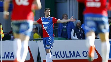 PS Kemi otti kotonaan tyylipuhtaan 3–0-voiton.