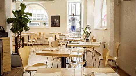 Ravintola Inari sijaitsee Helsingin Punavuoressa.