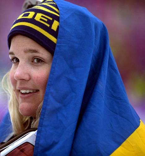 Anna Holmlund on ollut koomassa joulun alla tapahtuneesta onnettomuudesta lähtien.