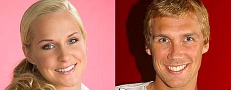 Joanna Väre seurustelee Kalle Kuvajan kanssa.