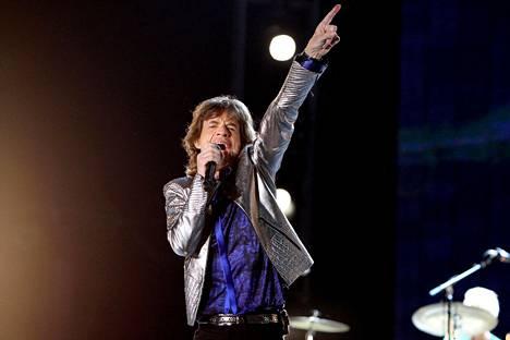Jagger on kertonut haastatteluissa treenavaansa ahkerasti joka päivä. Hän käy juoksemassa, pyöräilemässä, sekä hän harrastaa joogaa, kickboxingia ja balettia.