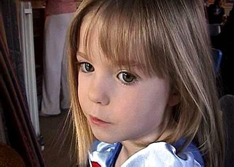 Nelivuotias Madeleine katosi toukokuun 3. päivänä 2007, kun hän oli vanhempineen lomailemassa Portugalissa.