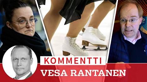 Mirjami Penttinen on Suomen urheilussa meneillään olevan ainutkertaisen episodin keskiössä