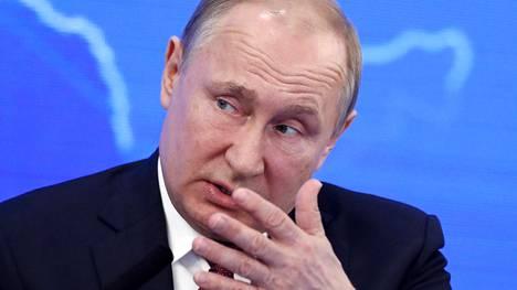 Vladimir Putin haluaisi jo väistyä, mutta ei ole vielä löytänyt seuraajaa itselleen, uskoo Mark Galeotti.