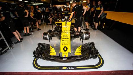 F1-talliin piti tulla uusi pomo – mies häipyi omituisesti