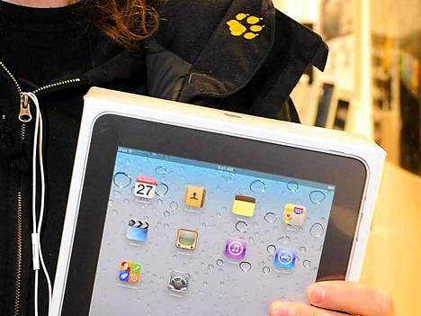 Suurin iPad on aina ollut näytöltään 9,7-tuumainen.