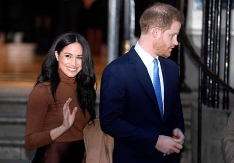 Prinssi Harry ja herttuatar Meghan ilmoittivat hiljattain astuvansa syrjään brittihovin ytimestä.