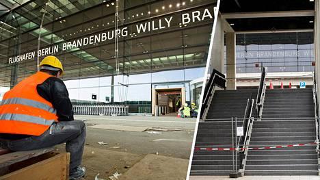 BER on pian oikea toimiva lentokenttä., Näin uskoo ainakin Lufthansa, jonka mukaa toiminta alkaa vihdoin 8.11.2020.