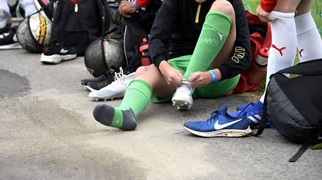 Jalkapallon massatapahtuma Helsinki Cup pelattiin viime kesänä.