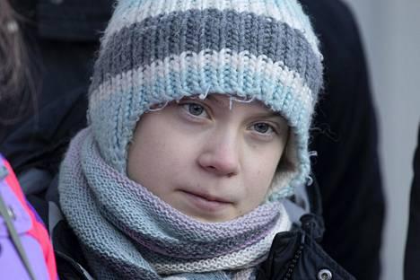 Greta Thunbergin ilmastolakoista on tullut maailmanlaajuinen ilmiö.