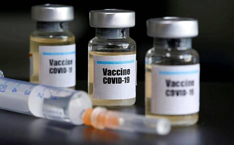 Tehokasta ja laajoissa ihmiskokeissa turvalliseksi todettua koronavirusrokotetta ei vielä ole. Kuvituskuva.