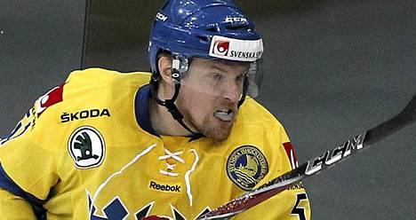 HIFK:n puolustaja Daniel Fernholm putosi Ruotsin lopullisesta MM-joukkueesta.