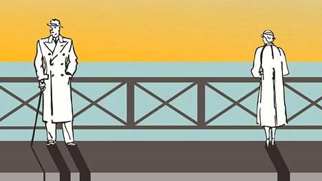 Suomessa avioliitoista noin 40 prosenttia päättyy eroon. Nainen tekee eropäätöksen noin kahdessa kolmasosassa eroista.