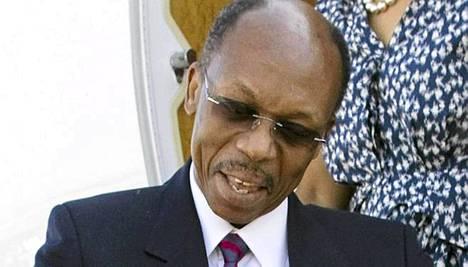 Haitin entinen presidentti Jean-Bertrand Aristide palasi perjantaina kotimaahansa seitsemän vuoden maanpaosta.
