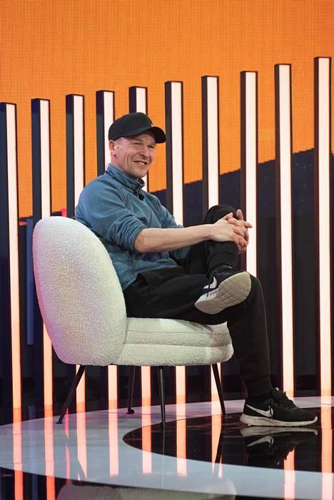 Toni Nieminen ehti viettää Big Brother -talossa alle viikon.