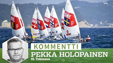 Olympiaregatta Enoshiman komeilla merialueilla ei tälläkään kertaa tuonut Suomelle mitalia. Samoin kävi vuonna 1964.