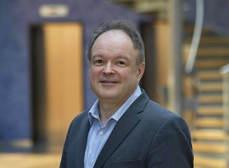 Business Finlandin johtaja Reijo Kangas.