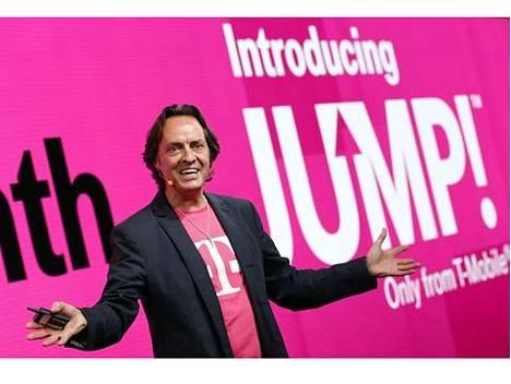 T-Mobile USA:n toimitusjohtaja John Legere tuohtui väitteistä, että operaattori on auttanut tekstiviestihuijareita. Nyt paljon suurempi AT&T on taipunut maksamaan sadan miljoonan korvaukset samasta synnistä.