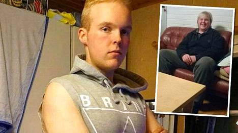 21-vuotias Tommi aloitti laihdutusprojektinsa alkuvuodesta 2013. Lopulta paino putosi 54 kiloa.