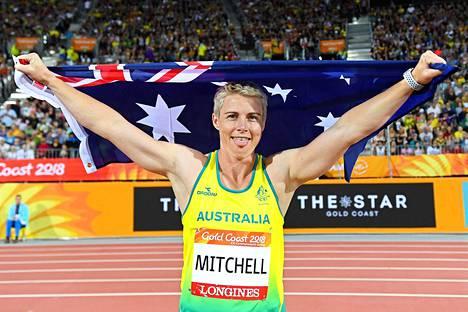 Kathryn Mitchell voitti Brittiläisen kansainyhteisön kisoissa kultaa tuloksella 68,92.